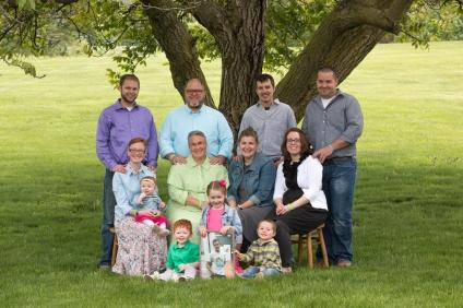 Spring 2017 Family Photos